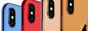 Von Blau bis Orange: Günstiges iPhone bringt Farbe ins Spiel