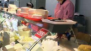 Boom der heimischen Lebensmittel: Russen machen aus Importstopp für westliche Produkte eine Tugend