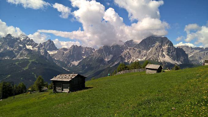 Wer noch nie in Südtirol war, hat was verpasst: Die Dolomiten sind an Schönheit kaum zu übertreffen.