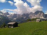 Die Gipfel der Genüsse (1): Von Berlin nach Südtirol