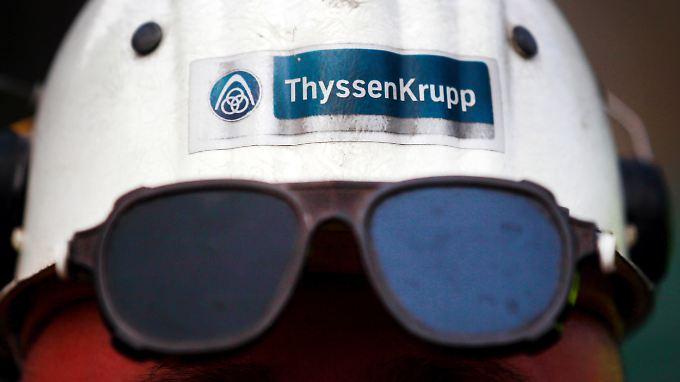Thyssenkrupp braucht einen neuen Vorstandschef und eine neue Strategie.