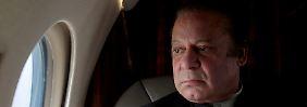 Nawaz Sharif wurden die sogenannten Panama Papers zum Verhängnis.