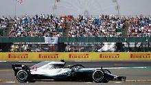 Ferrari in Doppel-Lauerstellung: Vettel trotzt Schmerzen, Hamilton holt Pole
