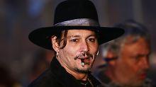 Der US-Schauspieler Johnny Depp ist in mehrere Rechtsstreitigkeiten verwickelt.