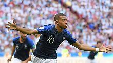 Der Sport-Tag: Mbappé wird zum Hoffnungsträger der Pariser Problemviertel