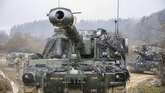 Deutschland noch immer der zweitgrößte US-Militärstandort weltweit hinter Japan.
