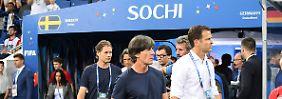 Große WM-Analyse nach Pleite: DFB lädt Löw und Bierhoff zur Debatte vor