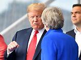 """""""Volk hat für Bruch gestimmt"""": Trump mischt sich in Brexit-Debatte ein"""