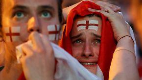 WM-Fakten für Besserwisser: Muss England die 101. Pflichtspielniederlage einstecken?