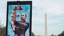 Gipfel in Helsinki: Putin kann auf Trumps Eitelkeit setzen