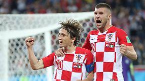 WM-Fakten für Besserwisser: Kroaten hoffen auf Debütantenglück