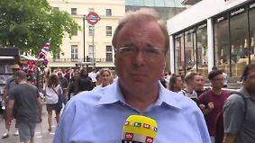 """Mierke zum Trump-Besuch in London: """"Neuer Tiefpunkt in britisch-amerikanischen Beziehungen"""""""