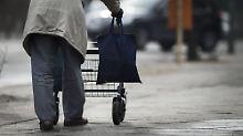 Umfrage misst Prioritäten: Altersarmut wichtigstes Politik-Thema