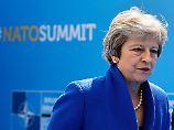 Brexit könnte ganz scheitern: May warnt ihre Kritiker