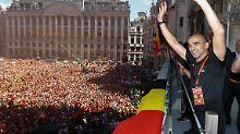 Der Sport-Tag: Belgien empfängt begeistert seine Roten Teufel
