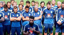 """WM-Momente der n-tv.de-Reporter: """"Fuck racism"""" und der Jubel der Befreiung"""