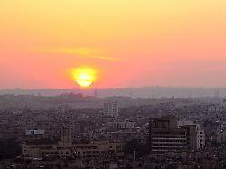 """""""Sachschaden"""" nahe Aleppo: Israel greift syrische Stellung an"""