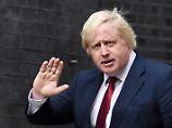 """Brexit-Hardliner schreibt wieder: Johnson kehrt zum """"Daily Telegraph"""" zurück"""
