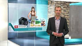 Ratgeber - Hightech: Thema u.a.: Online-Fotodienste