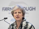Parlament billigt Zollgesetz: May kommt Brexit-Hardlinern entgegen