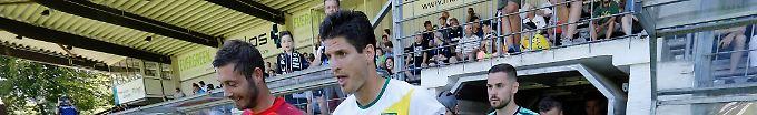 Der Sport-Tag: 17:25 Norwich-Profis beim Testspiel gegen Paderborn bestohlen