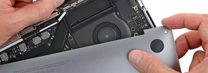Neue Hardware, altes Problem: Das trägt Apples Macbook Pro 2018 drunter