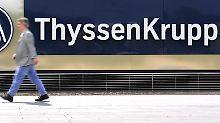 Heuschrecken drängen auf Rendite: Wird ThyssenKrupp bald zerschlagen?
