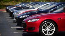 Der Börsen-Tag: Hacker knacken Tesla in wenigen Sekunden