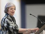 Abstimmung im Parlament: May erringt Erfolg in Sachen Zollunion