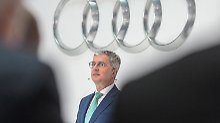 Verwicklung in Diesel-Skandal: Audi-Chef Stadler legt Haftbeschwerde ein