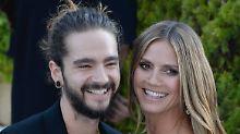 """Klum zurück in der Liebesspur: Kaulitz: """"Brauche nur noch jemand für Sex"""""""