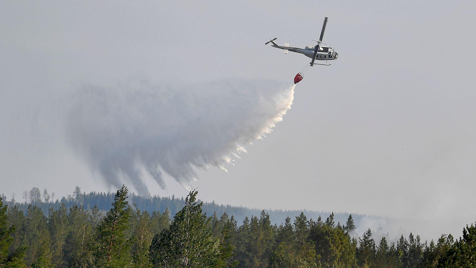 Schweden Waldbrände Karte.Regierung Bittet Eu Um Hilfe Waldbrände In Schweden Außer Kontrolle