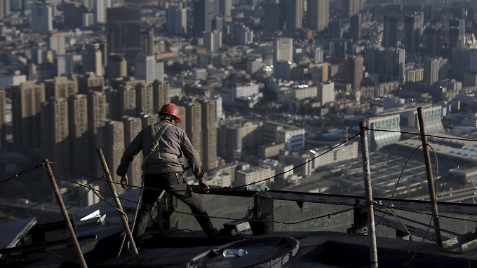 Das staatlich angefeuerte Wachstum in China könnte eine Trümmerlandschaft hinterlassen.