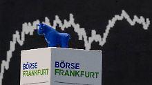 Der Börsen-Tag: Schnäppchenjäger treiben Dax - und Bayer