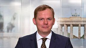 """Milchmarktexperte Börger im n-tv Interview: """"Einige Produkte werden bedeutend teurer"""""""