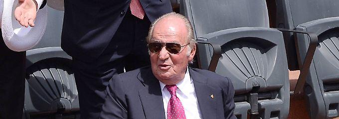 Ex-Geliebte wusch Geld: Justiz ermittelt gegen Altkönig Juan Carlos I.