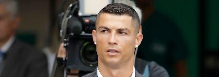 Riesige Steuerschulden: Ronaldo bekommt Bewährungsstrafe