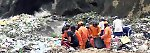 Karibikstaat kämpft gegen Müllwellen: Soldaten und Helfer fischen Plastik-Berge aus Meer