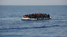 Italien will seine Häfen dichtmachen, nicht nur für private Seenotretter, sondern auch für die EU-Mission.