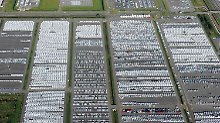 Lieferstau wegen Abgastests: VW muss Tausende Parkplätze anmieten