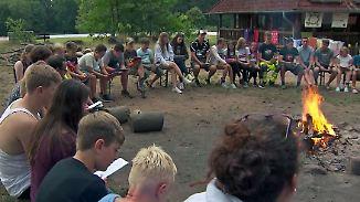 """""""Whoa, überragend!"""": Ferienlager befreit Kinder und Eltern"""