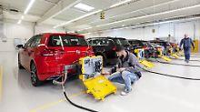 Umstellung auf WLTP: VW hinkt bei neuen Abgastests hinterher