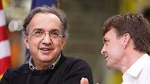 Marchionne und Fiat Chrysler: Der unbeliebte Retter wird ersetzt