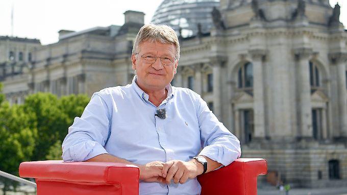 Jörg Meuthen ist Ko-Vorsitzender der AfD.