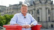 Plattform für Populisten: Meuthen lehnt Hilfe durch Bannon ab