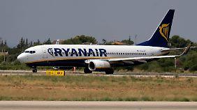 Hunderte Flugausfälle durch Ryanair-Streik: So kommen Flugreisende zu ihrem Recht