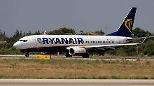 Mitten in den Sommerferien: Ryanair-Piloten stimmen für Streik
