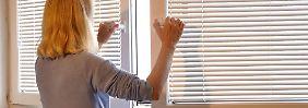 Temperaturen richtig regeln: So bleibt die Wohnung auch bei Hitze kühl