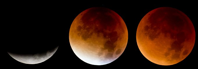 Viel länger geht kaum: Erstaunliche Fakten zur Mondfinsternis
