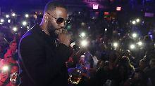 """""""Diese Ladys verfolgen mich"""": R. Kelly singt gegen Missbrauchsvorwürfe an"""